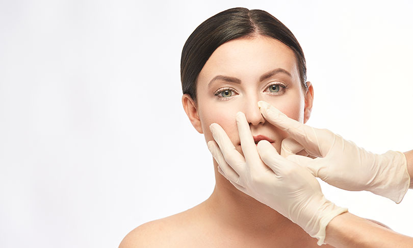 skin thickness rhinoplasty